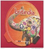 "Sous Bock ""3 BRASSEURS Britindia"" - Sous-bocks"