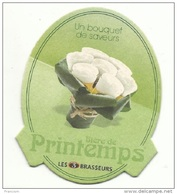 "Sous Bock ""3 BRASSEURS Bière De Printemps"" - Sous-bocks"