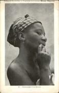 MARTINIQUE - Compagnie Des Antilles - Pub RHUM CHAUVET - Mademoiselle Vieux Bronze - Sin Clasificación