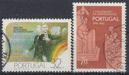 PORTUGAL 1990 Nº 1798/99 USADO - 1910-... República