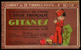 CP074b France Carnet Publicitaire N°199-C41 Série 218B Neuf ** LUXE - Altri