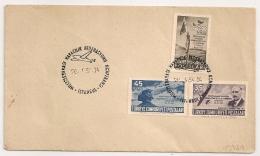ISTANBUL TURQUIE TURKIYE MILLETLERASI HAVACILIK FEDERASVONU 20 9 1954. - 1921-... Republik
