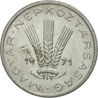 Hongrie, 20 Fillér, 1971, Budapest, SPL, Aluminium, KM:573 - Hungary