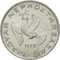 Hongrie, 10 Filler, 1973, Budapest, SPL, Aluminium, KM:572 - Hungary