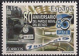 2016 Spanien Mi. 5081**MNH  80 Jahre Staatlicher Fuhrpark - 1931-Tegenwoordig: 2de Rep. - ...Juan Carlos I