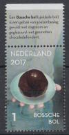 Nederland - Nederlandse Lekkernijen - Bossche Bol - Den Bosch - MNH - Tab Boven - NVPH 3540 - Neufs