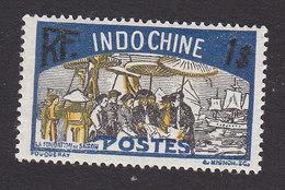 Indo-China, Scott #137, Mint Hinged, Founding Of Saigon, Issued 1927 - Indochine (1889-1945)