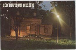 CPM:  WICHITA , KANSAS  (états-unis):   Old Cowtown Museum.       (D 915) - Wichita