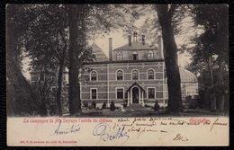 GISTEL - La Campagne De Mr. Serruys - L'entrée Du Château - Ghistelles (1903). - Gistel