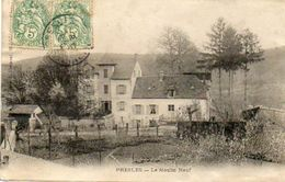 CPA - PRESLES (95) -  Aspect Du Moulin Neuf En 1907 - Presles