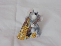 Russian Vintage Statuette Rat - Unclassified