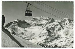 Suisse // Schweiz // Switzerland //  Valais  // Verbier Et Le Téléphérique Des Attelas - VS Valais