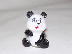 Russian Vintage Statuette Panda - Figurillas