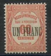 France (1929) Taxe N 63 (Luxe) - Taxes