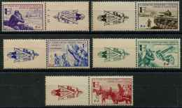 France (1942) L.V.F N 6 AÌ€ 10 (Luxe) - Frankreich