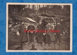 Photo Ancienne - Bois De MARBOTTE ( Meuse ) - Poilus Du 23e Bataillon Du Génie Territorial -  Cachet Au Verso - 1915 - Guerre, Militaire
