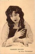 Marion DAVIES  Des Films Paramount      (97637) - Actors
