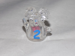 Russian Vintage Statuette Dog With Dice - Dogs