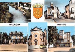 34-MAUGUIO- MULTIVUES - Mauguio