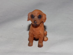 Russian Vintage Statuette Dog - Dogs