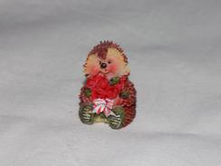 Russian Vintage Statuette Hedgehog - Figurillas
