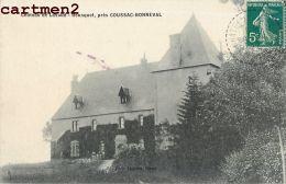CHATEAU DE LAVAUD BOUSQUET PRES COUSSAC-BONNEVAL 87 HAUTE-VIENNE - Francia
