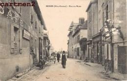 NEXON RUE DU NORD ANIMEE SELLIER BOURRELIER 87 HAUTE-VIENNE - France