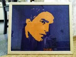 Hand-made Painting Robert Pattinson - Pastels