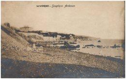 LIVORNO - Scogliera Ardenza  (Recto/Verso) - Livorno