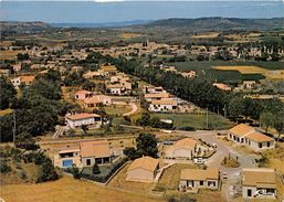 34-SAINT-DREZERY- VUE GENERALE AERIENNE - France