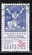 "Tschechien 1997, Michel# 133 O Design Stamps ""Liberated Republic"" 1920 - Czech Republic"
