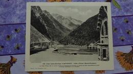 Collection Enseignement Vivant;Pyrénées Atlantiques ,usine Hydro électrique D'Artouste - Autres Collections
