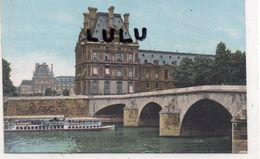 DEPT 75 : Paris 01 Et 07 : édit. L V N° 2117 : Le Pâvillon De Flore Et Le Pont Royal - Arrondissement: 01