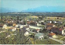 38 - APPRIEU : Le Quartier De L'Eglise - CPSM CPM GF - Isère - Andere Gemeenten