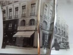 35 RENNES 2 RUE DE TOULOUSE  PHOTO SALON DE COIFFURE COIFFURE PARISIENNE VERS 1940 BIS - Luoghi