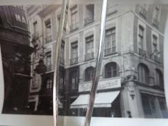 35 RENNES 2 RUE DE TOULOUSE  PHOTO SALON DE COIFFURE COIFFURE PARISIENNE VERS 1940 TER - Lieux