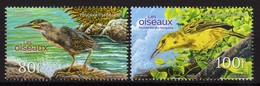 Polynésie 2016 - Faune, Oiseaux De Polynésie - 2 Val Neuf // Mnh - French Polynesia