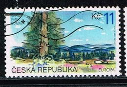 Tschechien 1999, Michel# 215 - 216 O Europa 1999 - National Parks Sumava National Park - Podyjí National Park - Czech Republic