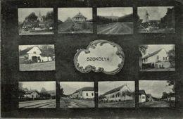 HUNGRÍA // HUNGARY.  SZOKOLYA - Hongrie