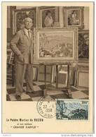 ALGERIE - Carte MAXIMUM  - N° 331 - Buzon - Cartes-maximum