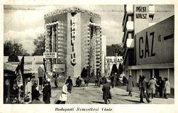 HUNGRÍA // HUNGARY.  BUDAPESTI NEMZETKOZI VASAR - Hungría
