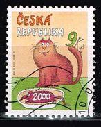 Tschechien 2000, Michel# 278 O For Children - Czech Republic