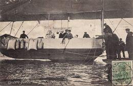 Zeppelins Luftschiff. Vordere Gondel Mit Graf Zeppelin - Airships