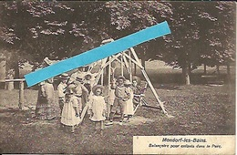 Luxembourg Mondorf Les Bains Balançoires Enfants - Mondorf-les-Bains
