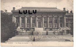 DEPT 75 : Paris 01 : édit. L L N° 116 : Le Palais De Justice - District 01