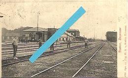 Holland Zevenaar Station Train - Zevenaar
