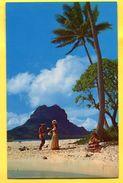 BORA-  BORA  Est Renommée Par Ses Plages , Ses Lagons, Ses Danses, Ses Pêches Aux Cailloux Uniques - Polynésie Française