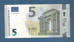 ITALIA -EURO - 2013 - BANCONOTA DA 5 EURO FIRMA DRAGHI  SERIE SA (S001H6) - NON CIRCOLATA (FDS-UNC) - OTTIME CONDIZIONI. - 5 Euro