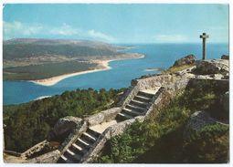 2046 - LA GUARDIA (España) - Monte De Santa Tecla, Desembocadura Del Miño / Embouchure - Non écrite -Scan Recto-verso - Espagne