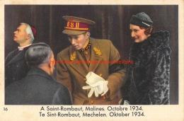 Cote D'Or - La Reine Astrid - Koningin Astrid - Serie 3 - Nr.16 - Côte D'Or